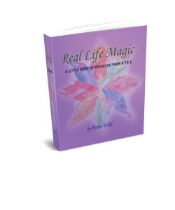 Create An Everyday Miracle Everyday with this little book!